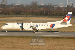 HB-IYC - Saab 2000 (2000-058 - Crossair - 05.02.2005 - Düsseldorf (DUS/EDDL)
