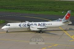 HB-IZO - Saab 2000 (2000-029 - Crossair - 05.10.2005 - Düsseldorf (DUS/EDDL)
