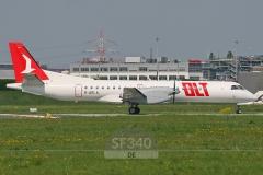 D-AOLA - Saab 2000 (2000-008 - OLT Ostfriesische Lufttransport - 27.04.2007 - Bremen (BRE/EDDW)