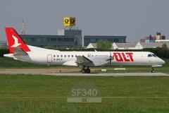 D-AOLB - Saab 2000 (2000-005 - OLT Ostfriesische Lufttransport - 27.04.2007 - Bremen (BRE/EDDW)