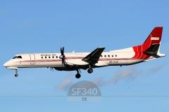 SE-KXK - Saab 2000 (2000-012 - Golden Air - 13.09.2007 - Stockholm (BMA/ESSB)