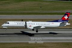 HB-IZH - Saab 2000 (2000-011 - Darwin Airline - 11.03.2008 - Zürich (ZRH/LSZH)
