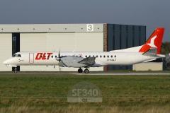 D-AOLT - Saab 2000 (2000-037) - OLT Ostfriesische Lufttransport - 23.10.2008 - Hannover (HAJ/EDDV)