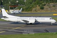 SE-LXH - Saab 2000 (2000-007) - Golden Air - 25.08.2009 - Stockholm (BMA/ESSB)