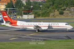 SE-LTX - Saab 2000 (2000-024) - Golden Air - 25.08.2009 - Stockholm (BMA/ESSB)