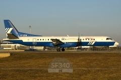 VP-BPM - Saab 2000 (2000-057) - Polet Aviakompania - 24.03.2010 - München (MUC/EDDM)