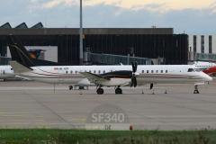 HB-IZP - Saab 2000 (2000-031) - Darwin Airline - 24.11.2010 - Hannover (HAJ/EDDV)