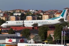 SE-LTU - Saab 2000 (2000-062) - Golden Air - 04.08.2011 - Stockholm (BMA/ESSB)