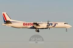 G-CDKB - Saab 2000 (2000-032) - Eastern Airways - 06.11.2011 - Aberdeen (ABZ/EGPD)