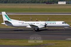 ER-SFB - Saab 2000 (2000-022) - Moldavian Airlines - 08.09.2012 - Düsseldorf (DUS/EDDL)