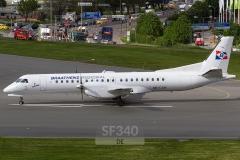 SE-LXH - Saab 2000 (2000-007) - Braathens Regional - 27.05.2014 - Stockholm (BMA/ESSB)