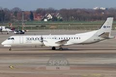 SE-LRA - Saab 2000 (2000-014) - Swedish Aircraft Holdings - 14.04.2015 - Hannover (HAJ/EDDV)