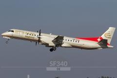 HB-IYI - Saab 2000 (2000-016) - ETIHAD Regional (Darwin Airline) - 17.03.2016 - Berlin (TXL/EDDT)