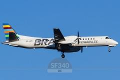 SE-LOM - Saab 2000 (2000-035) - BRA Braathens Regional Airlines - 09.09.2016 - Göteborg (GOT/ESGG)