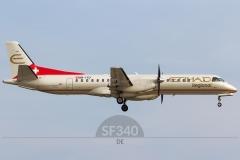 HB-IYD - Saab 2000 (2000-059) - ETIHAD Regional (Darwin Airline) - 07.07.2017 - Düsseldorf (DUS/EDDL)