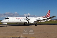 G-LGNO - Saab 2000 (2000-013) - Loganair - 13.05.2018 - Stornoway (SYY/EGPO)