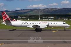 G-LGNR - Saab 2000 (2000-004) - Loganair - 13.05.2018 - Glasgow (GLA/EGPF)