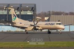 S5-AFJ - Saab 2000 (2000-011) - Adria Airways Slovenija - 05.11.2018 - Paderborn (PAD/EDLP)