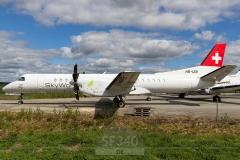HB-IZB - Saab 2000 (2000-005) - Skywork Airlines - 11.05.2019 - Örebro (ORB/ESOE)
