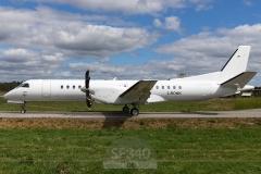 2-ROKK - Saab 2000 (2000-023) - Rockton Aviation - 11.05.2019 - Örebro (ORB/ESOE)