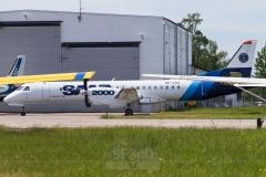 SE-002 - Saab 2000 (2000-002) - Flygteknik technical training - 10.06.2021 - Nyköping (NYO/ESKN)