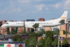 SE-LOM - Saab 2000 (2000-035) - Air Leap - 10.06.2021 - Stockholm (BMA/ESSB)