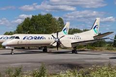 T7-011 - Saab 2000 (2000-011) - Adria Airways - 13.06.2021 - Örebro (ORB/ESOE)