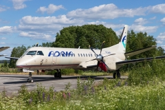 T7-015 - Saab 2000 (2000-015) - Adria Airways - 13.06.2021 - Örebro (ORB/ESOE)