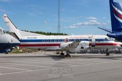 N324AE - Saab 340 (340B-324) - American Eagle - 13.06.2021 - Örebro (ORB/ESOE)