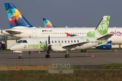 SP-KPE - Saab 340 (340A-130) - Sprint Air - 10.04.2018 - Hannover (HAJ/EDDV)