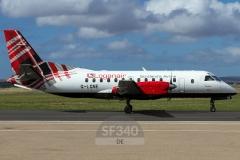 G-LGNE - Saab 340 (340B-172) - Loganair - 08.05.2018 - Stornoway (SYY/EGPO)
