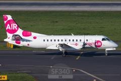 SP-KPC - Saab 340 (340A-070) - Sprint Air - 24.11.2019 - Düsseldorf (DUS/EDDL)