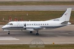 N727DL - Saab 340 (340A-036) - Untitled/VIP - 23.01.2020 - Zürich-Kloten (ZRH/LSZH)